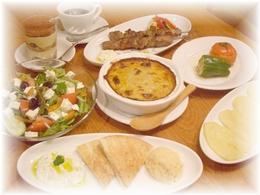 地中海料理(グルメ・パスタ)